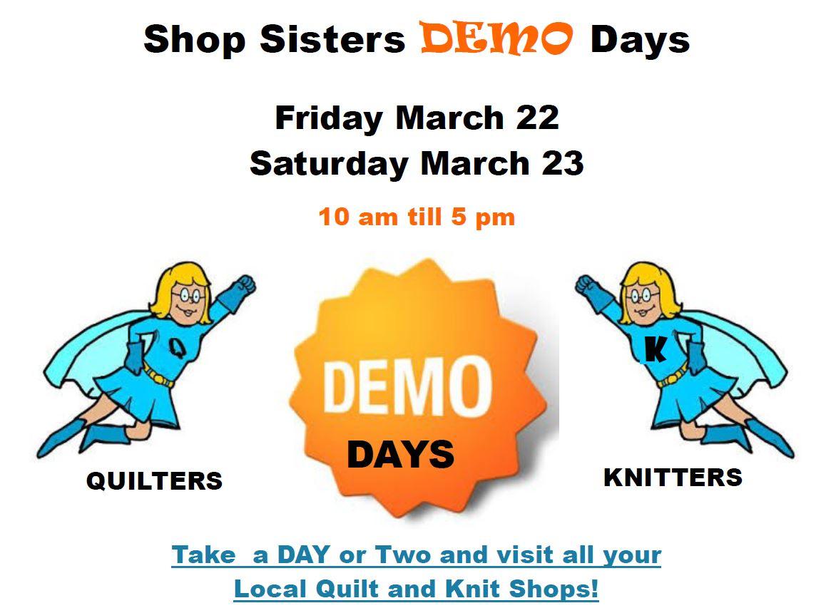 demo-days-hours