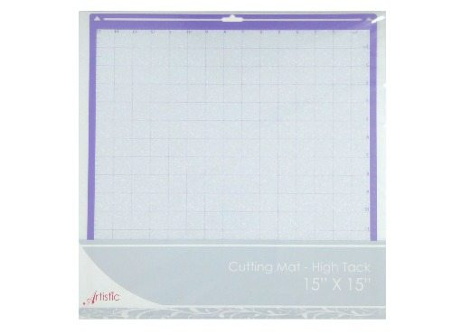 High Tack Cutting Mat 15 x 15