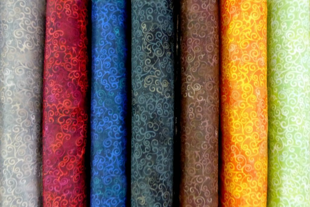 ombre scroll quilting treasures